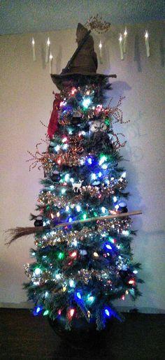 brooke johnson's blog: a very Harry Potter Christmas. Love the tie!
