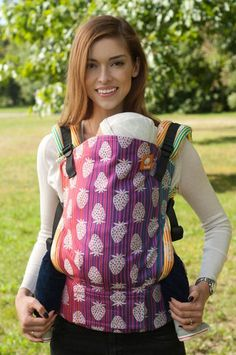 Tula Berry Sweet TULA BABY CARRIER