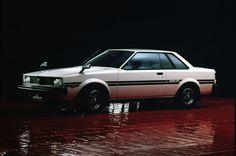1987〜1989 トヨタ カローラ ハードトップ