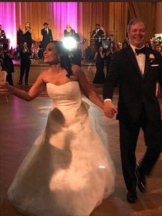 Kristen Welker marries love John Hughes