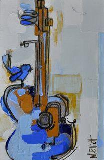 Delta Blues in art....