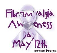Fibromyalgia... Spread awareness May 12th national FM Day