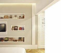 from casa 4 ideias de nichos feitos de gesso estante em gesso para ...