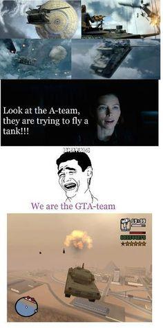 GTA FTW!!! \m/