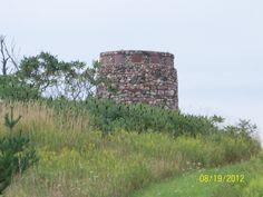 Stone Silo, Lake County Michigan
