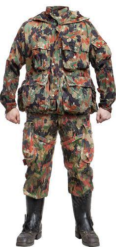 a8db6b54a5dea Swiss M70, Alpenflage | Historical uniform | Army camo, Camo, Camo gear
