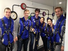 The first prize winners of this year´s TMB enjoyed an exciting trip to London!
