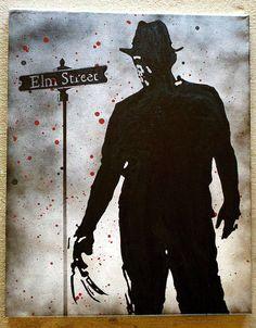 DeviantArt: More Artists Like Freddy Krueger by Horror Icons, Horror Films, Horror Art, Freddy Krueger, Best Horrors, Nightmare On Elm Street, Halloween Horror, Scary Movies, The Villain