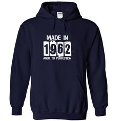Made in 1962 Tshirt - Born in 1962 T-shirt