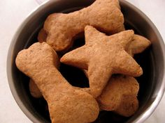 Andrea Arch: Homemade (Healthy) Dog Treat Recipes