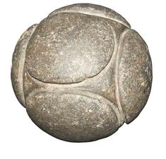 enigmatic prehistoric Scottish carved stone balls,