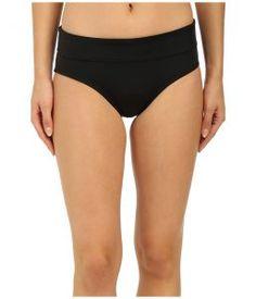 Nike Core Mod Brief (Black) Women's Swimwear