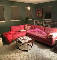 Joybird Hopson Sectional with Bumper (2 piece) from Greg M.