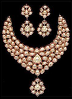 Jewels of Sayuri: antique Indian jewelry