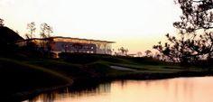 Haesley Nine Bridges Golf Club House / Shigeru Ban Architects