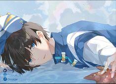 Boboiboy Anime, Anime Crying, Boboiboy Galaxy, Picture Video, Fan Art, Manga, Ali, Artwork, Cute