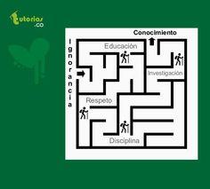 El camino al conocimiento depende de tus decisiones