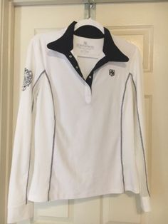 English Show Shirts 183369: Romfh Riding Shirt -> BUY IT NOW ONLY: $49.99 on eBay!