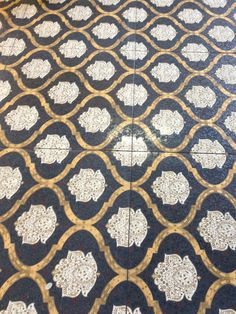 Decorative Tile Floors