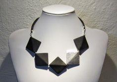Onyx - leaf silver