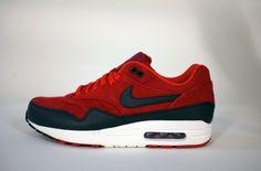 Nike Air Max 1 Red/Black