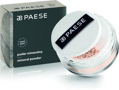 Puder mineralny #makeup #paese http://sklep.paese.pl/p/696-puder-mineralny