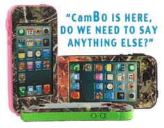 Check out our new #camo #iPhone cases, There are three different ones to chose from!  http://bodaciouscases.com/cambo/#top #camBo #nuffsaid #Bodacious #IPhonecase #camouflage #americanmade #madeinusa #madeinamerica