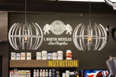 I.Martin bicycle shop by Glow Exhibitions, Los Angeles – California » Retail Design Blog