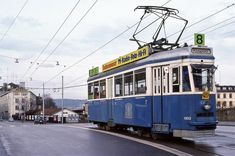 Swiss Railways, Busa, Light Rail, Public Transport, Transportation, Automobile, Zurich, History, World