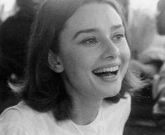 audrey hepburn...so naturally beautiful as a teenager