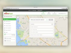 Food Delivery System - Dashboard by Bota Iusti