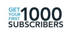 5 Incredible Ways to Get Your First 1000 Email Subscribers