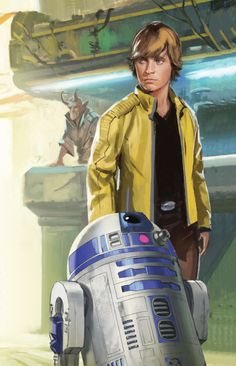 Luke and the Lost Temple - illustrations by Pilot Studio Star Wars Film, Star Wars Books, Star Wars Fan Art, Star Wars Characters, Star Wars Luke Skywalker, Anakin Skywalker, Star Wars Pictures, Star Wars Images, Saga