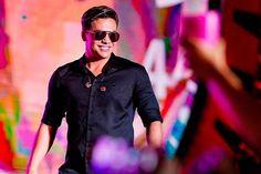 Wesley Safadão dá o cano em mais uma premiação da Globo