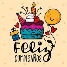 Happy Birthday Notes, Happy Birthday Flower, Happy Belated Birthday, Happy Birthday Greetings, Happy Birthday Images, Birthday Quotes, Birthday Fun, Birthday Signs, Bday Cards