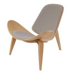 The Matt Blatt Replica Hans Wegner Shell Chair - Matt Blatt