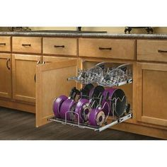 Lynk professional slide out under sink 115 x 18 pull out