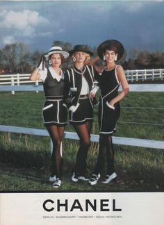 styleregistry: Chanel | Spring 1990