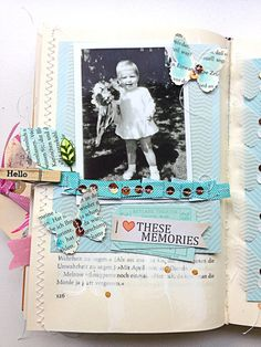 Bits & Pieces: * Happy little moments - Teil 2 /Part 2 *