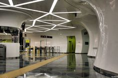 Naples Metro Line 1 Università Station