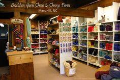 Bovidae Yarn Shop by sriyana, via Flickr