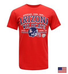 Official 2013 AdvoCare V100 Bowl Shirt