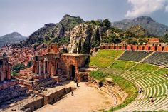 Sizilien: Taormina