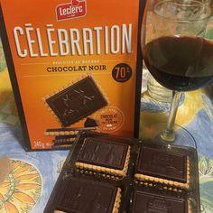 Galletas con chocolate al 70% @biscuitsleclerc