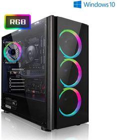 Megaport Gaming PC AMD Ryzen 5 2600X 6 x 4.20 GHz Turbo • Nvidia GeForce GTX 1660 6GB • 240GB SSD • 1000GB Festplatte • 16GB DDR4 RAM • Windows 10 Home • WLAN Gamer pc Computer Gaming Computer Pc Gamer, Windows 10, Gaming Computer, Monitor, Ddr4 Ram, Memoria Ram, Disco Duro, Hardware, Hdd