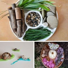 Top nature playdough ideas for kids – Mother Natured – Natural Playground İdeas