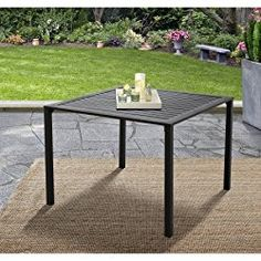 Mainstays Heritage Park 38″ x 38″ Dining Table