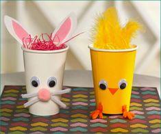 Daddy Cool!: 3 Πασχαλινές κατασκευές που θα ξετρελάνουν τα παιδιά!