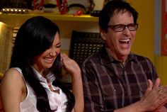 For sexuality week, #TheGleeProject mentor is Naya Rivera (Santana on Glee)!
