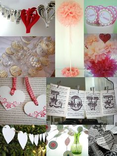 Paper Wedding Decorations - Moody Monday - The Wedding Community Blog